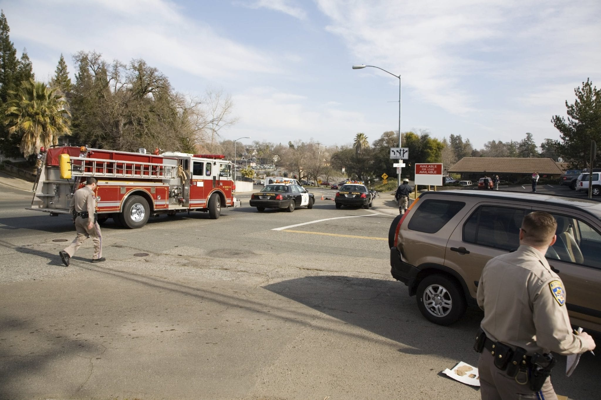 Colorado Springs Car Accident Attorneys Discuss Crash At City Intersection