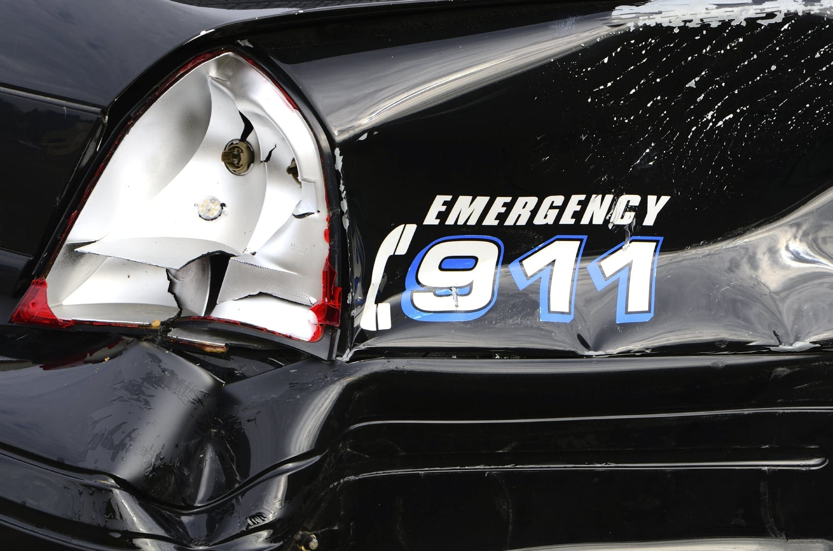 Colorado Springs Car Accident Lawyers Discuss Multi-vehicle Accident Involving Squad Car